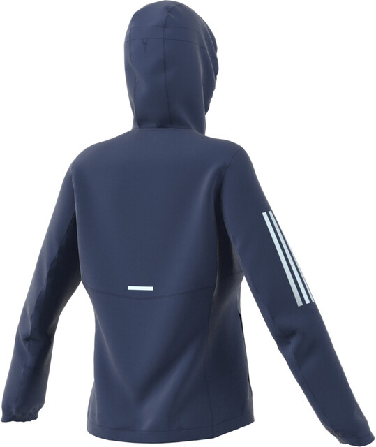 adidas OWN The Run Jacket Women glory red